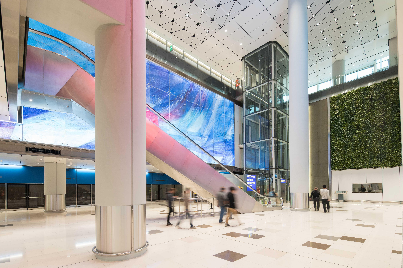project proposal of hong kong international Lcq7: financial arrangement of the three-runway system project at hong kong international airport .