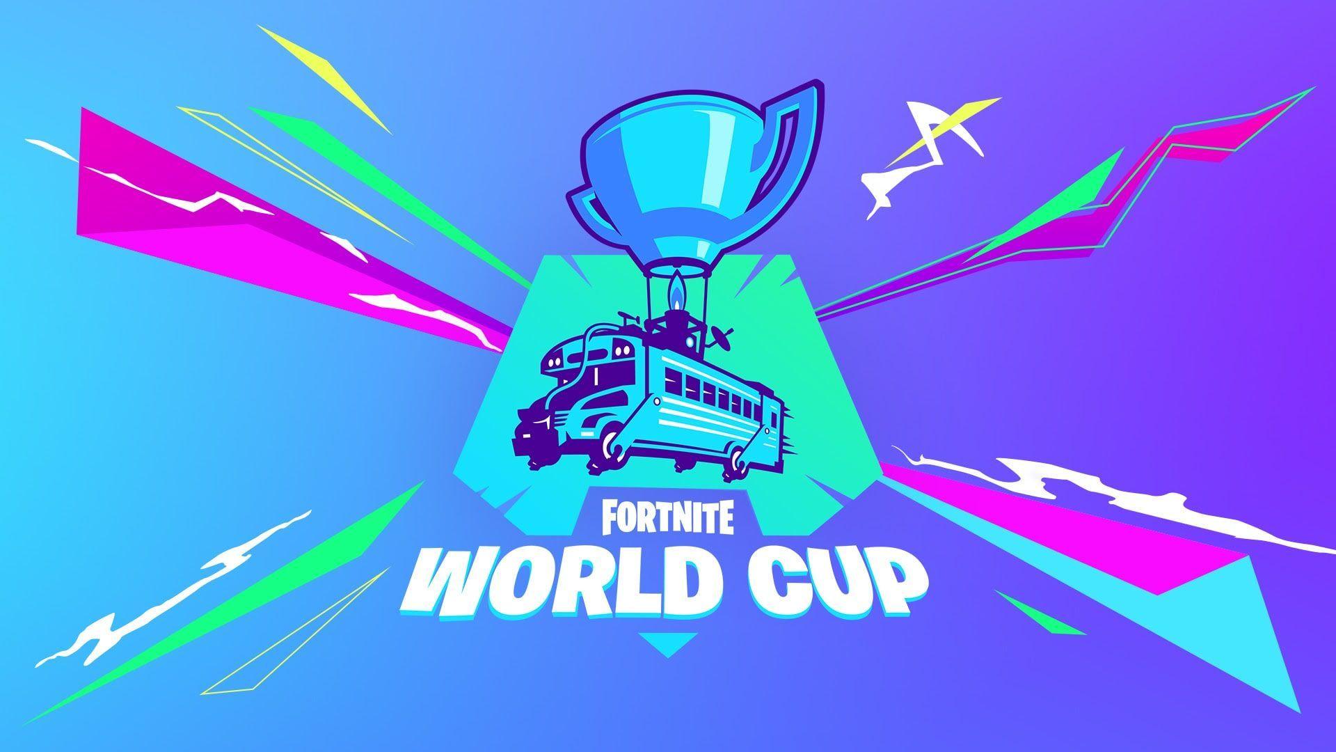 اللاعب Bugha يفوز ببطولة كأس العالم في Fortnite للsolos الإعلان عن الموسم العاشر للعبة World Cup Schedule World Cup Final World Cup Tickets