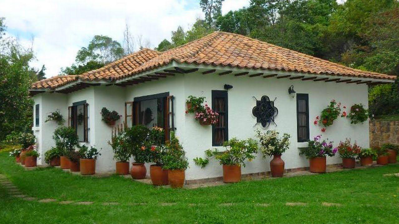 Confira 50 Casas De Campo Para Inspirar A Construcao Da Sua Morada Na Zo Casa De Campo Casas De Estilo Espanhol Casas