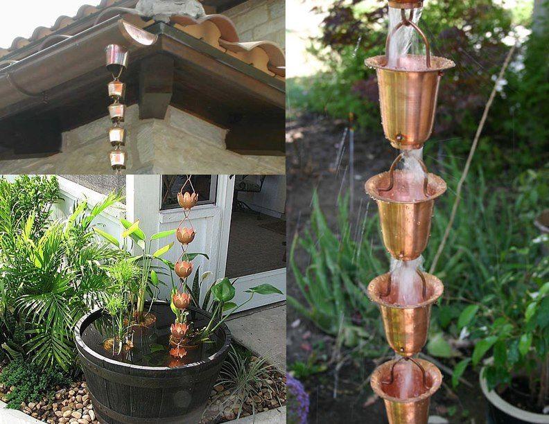 Rain Gutter Garden Gutter Garden Rain Gutters Garden Spotlights