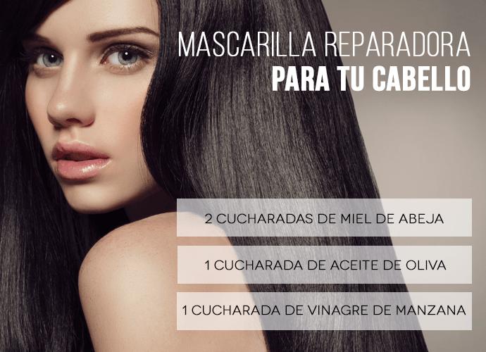Solo necesitas unos cuantos ingredientes y unos sencillos pasos para darla amor a tu cabello con un tratamiento casero.