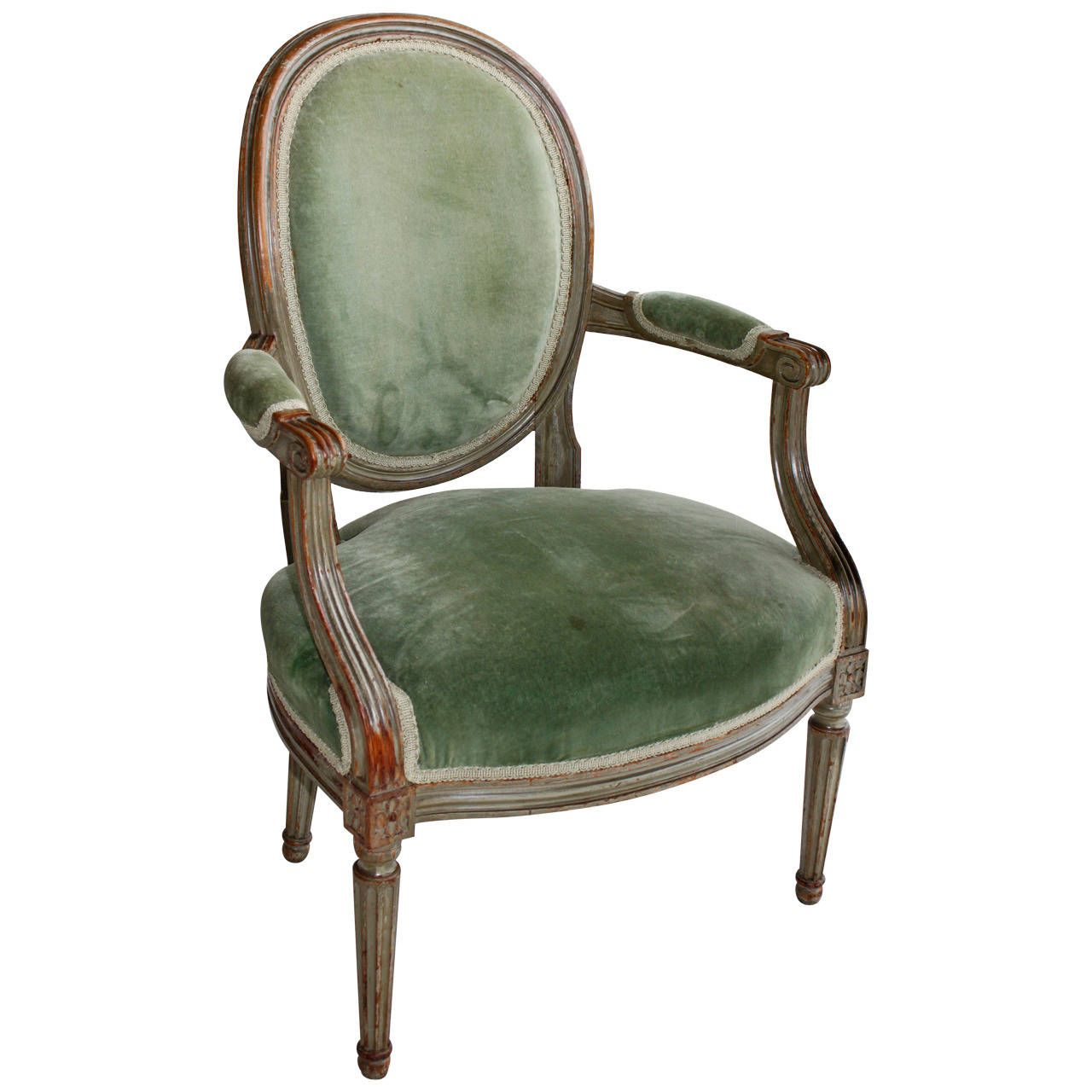 Louis XIV Fauteuil Chair | Modern chairs, Upholstery and Modern