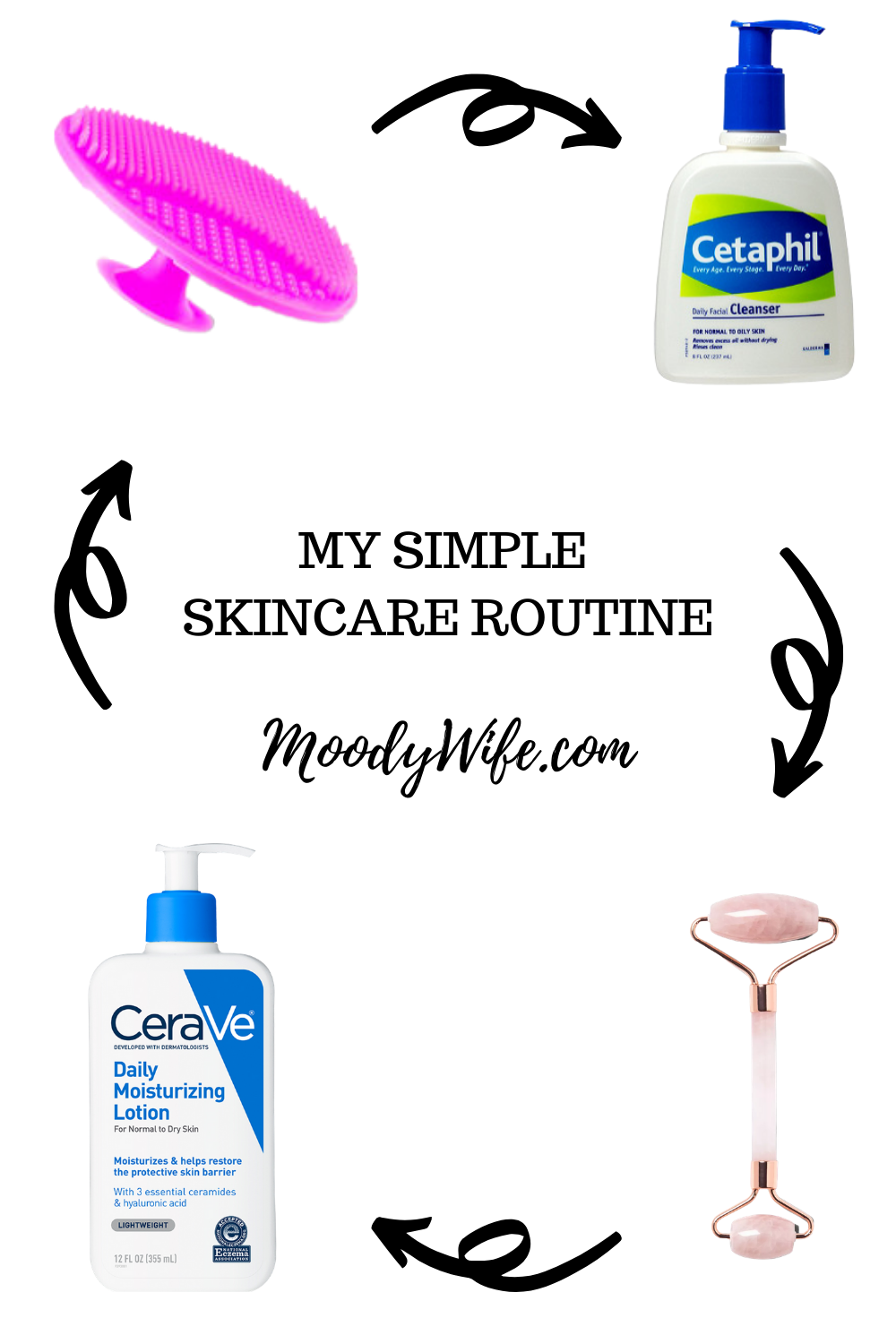 Affordable Skincare Routine Moodywife Com In 2020 Simple Skincare Routine Simple Skincare Skin Care Routine