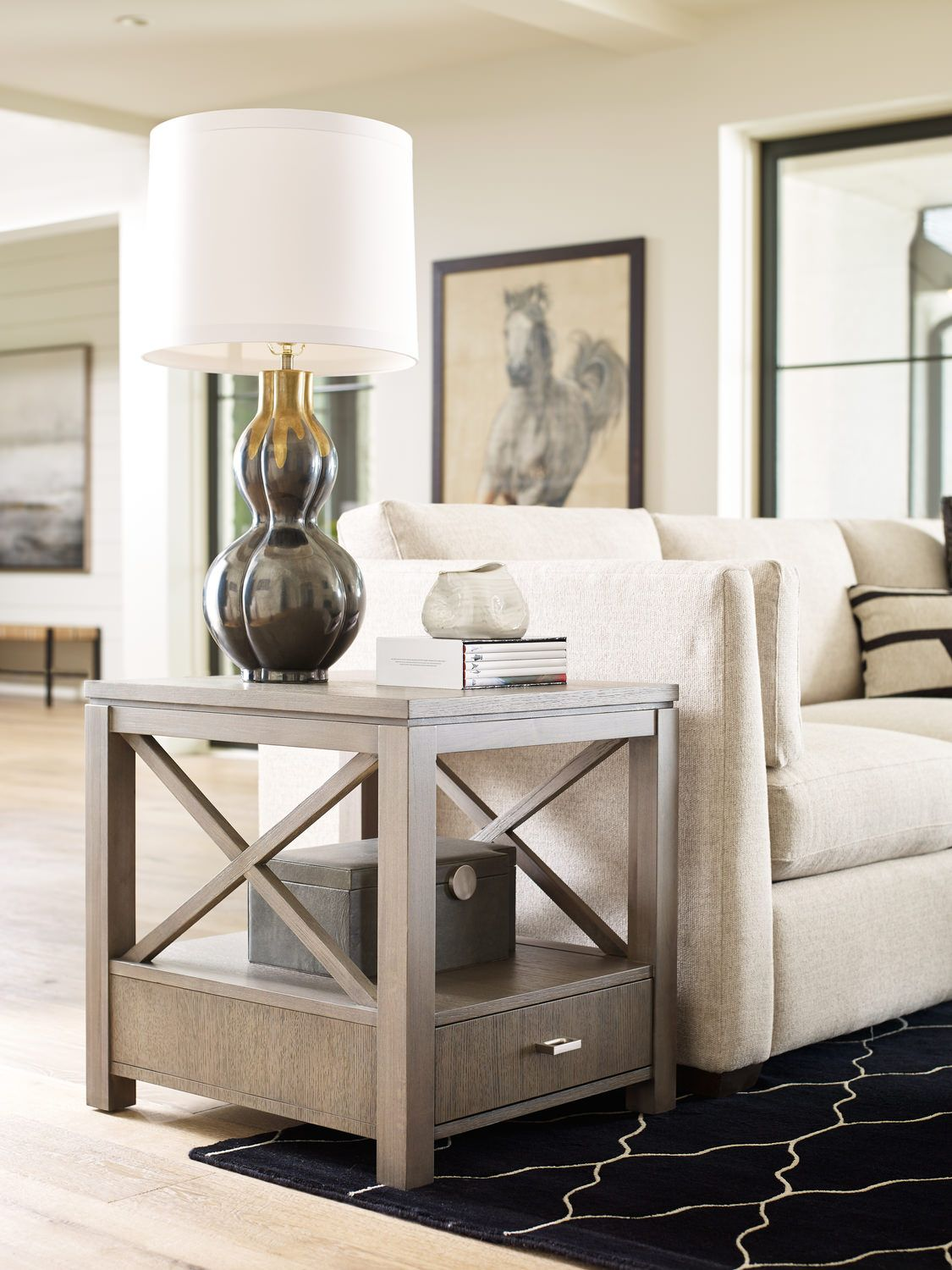 Highline End Table | HOM Furniture | Furniture Stores In Minneapolis  Minnesota U0026 Midwest