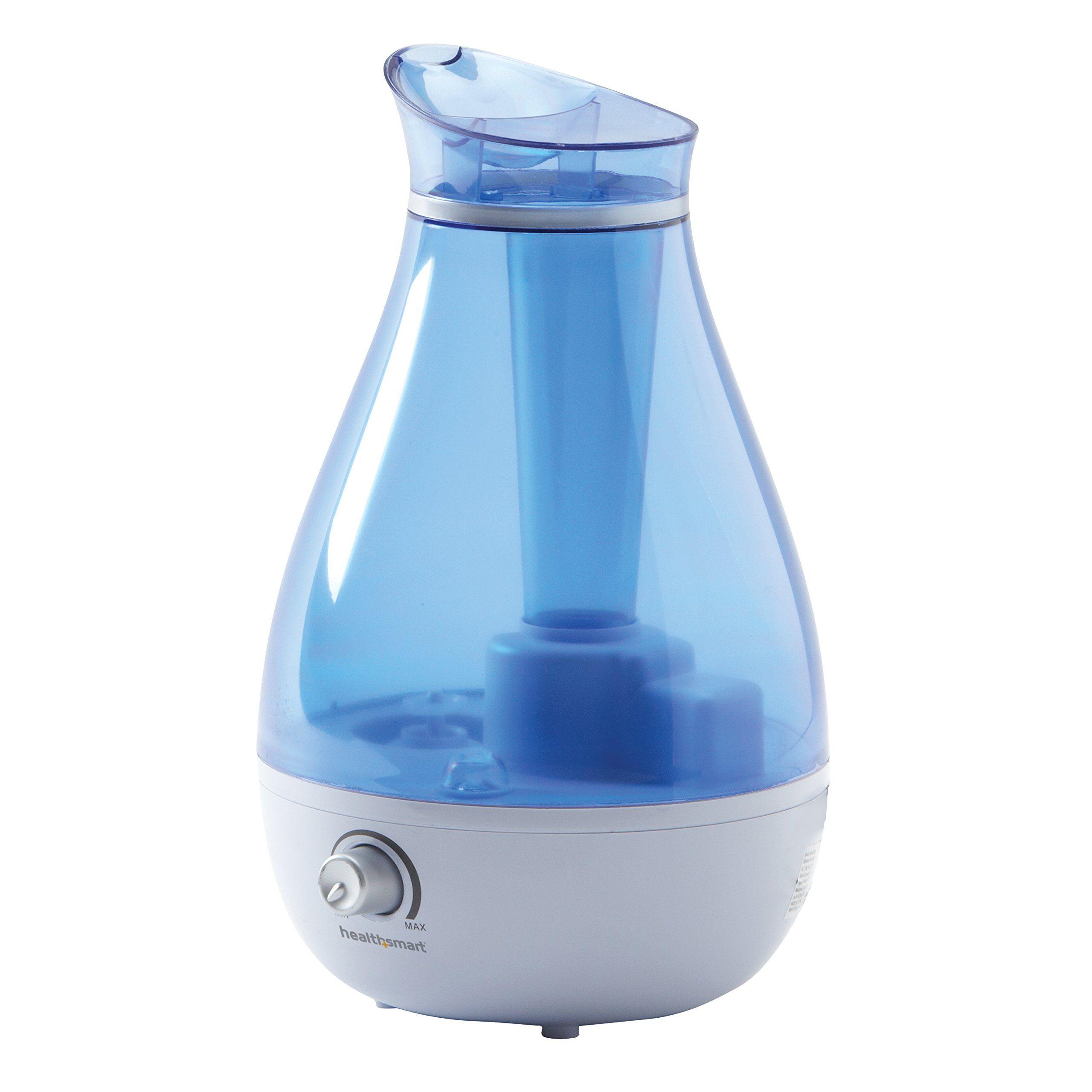 HealthSmart Mist XP Cool Mist Ultrasonic GermFree
