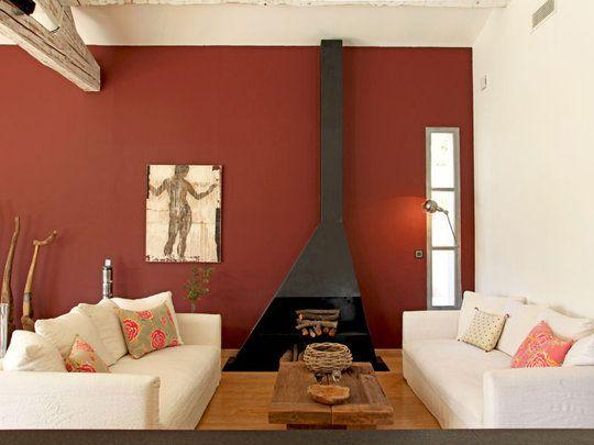 Quelle couleur pour mon salon int rieurs peinture murs salon d coration salon couleur et - Couleur mur pour salon ...