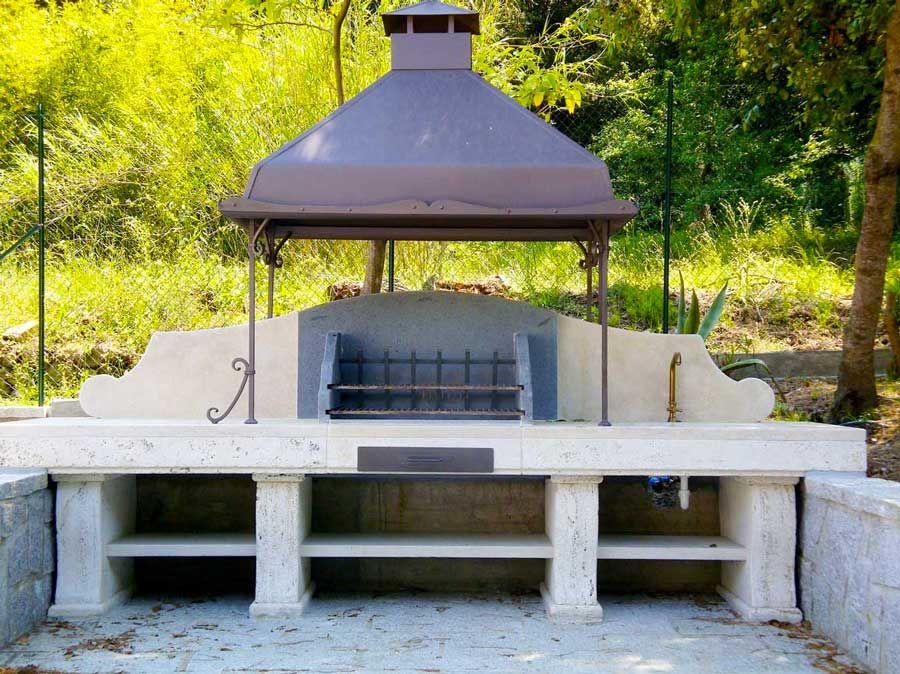 BBQ & Cucine all\'Aperto - Garden House Lazzerini | Outdoor Forni ...