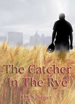 ESL English Listening- The Catcher in the Rye read at two different listening speeds with text.