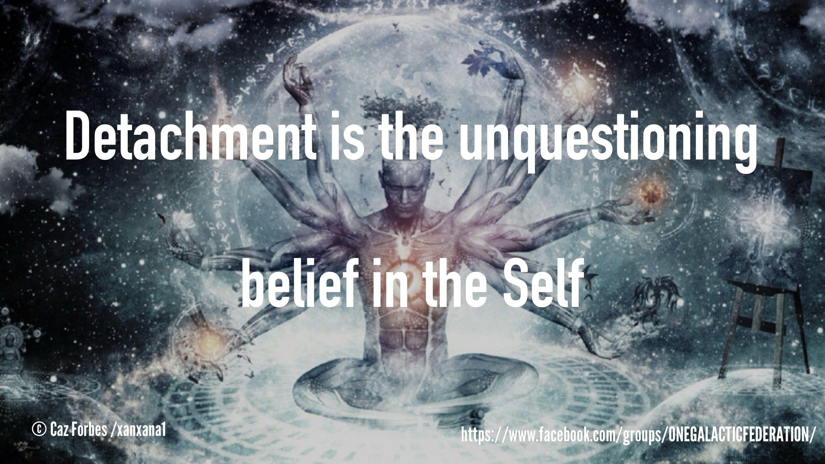 Spiritual Law Of Detachment