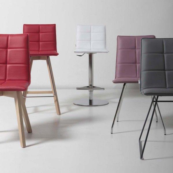 Tabouret De Bar Ou Snack Design Iris Structure Bois Furniture Home Home Decor