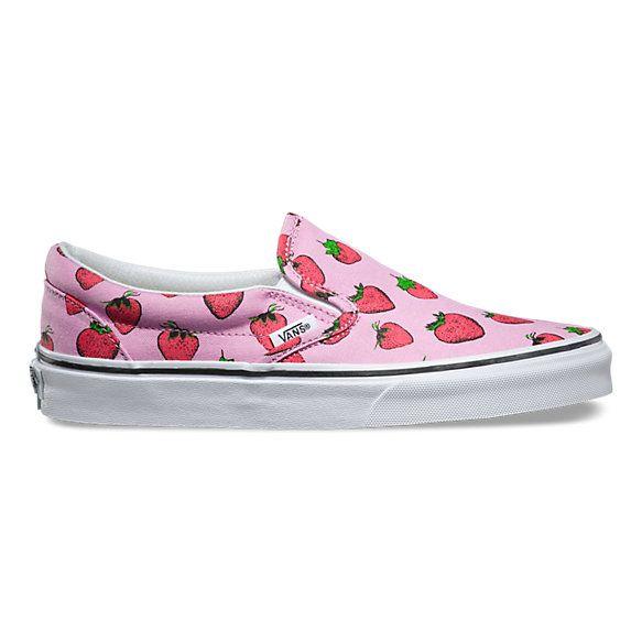 strawberry vans womens nz