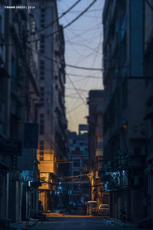 Saddar Karachi.