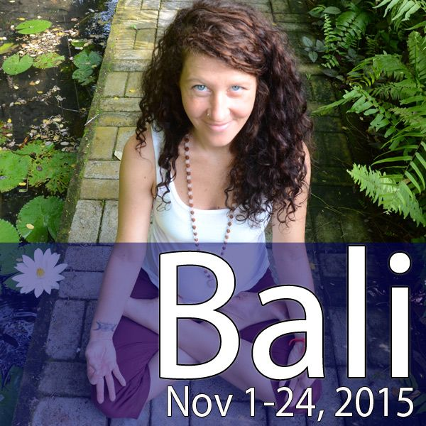 200hr Bali Yoga Teacher Training November 2015
