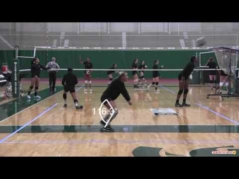 Pin By Laurel Derry On Volleyball Volleyball Training Volleyball Drills Coaching Volleyball