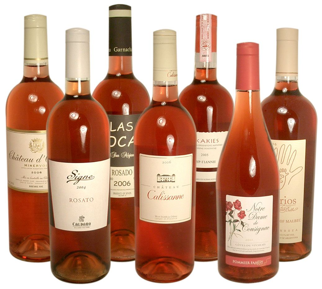 Pink Wine Poem Rose Wine Wine Wines