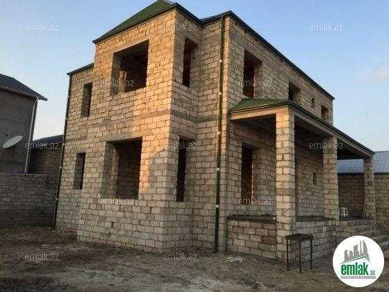 Satilir 5 Otaqli 200 M2 Ev Villa Ramana Ramana Qesebesi Unvaninda Villa House Styles Mansions