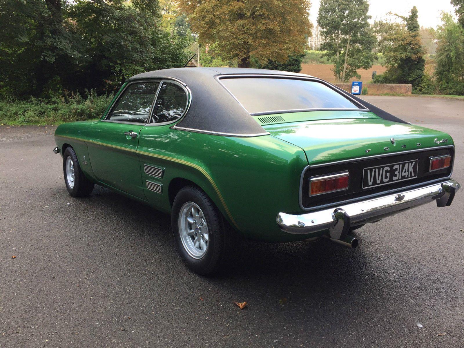 http://www.ebay.co.uk/itm/1972-Ford-Capri-Mk1-1600GT-SVO-Best-in-the ...