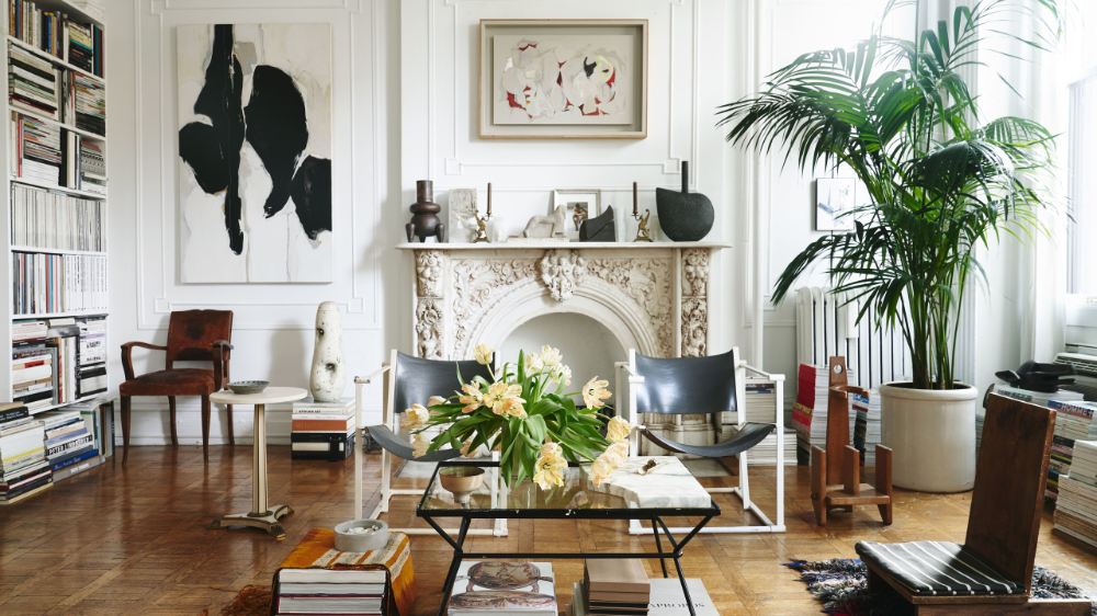 Tour A Highly Creative Couple S Low Key Brooklyn Home Parlor Floor Dream Decor