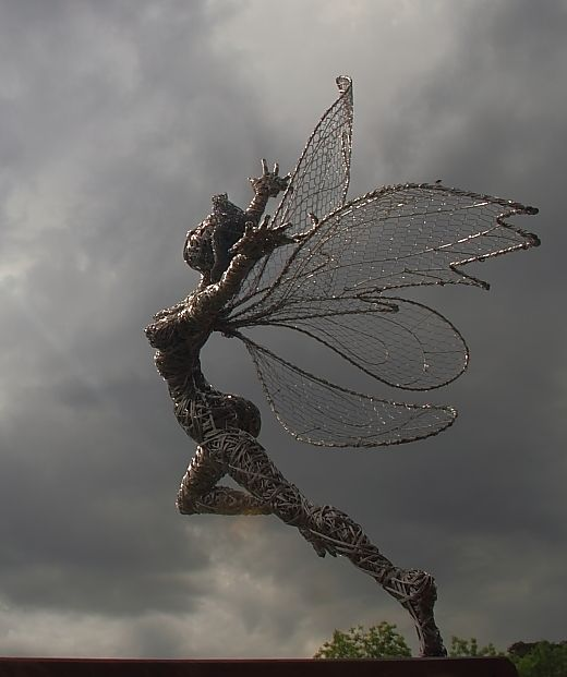 The fantasy wire page even has a look at the process of creating the fantasy wire page even has a look at the process of creating these magical sculptures solutioingenieria Images