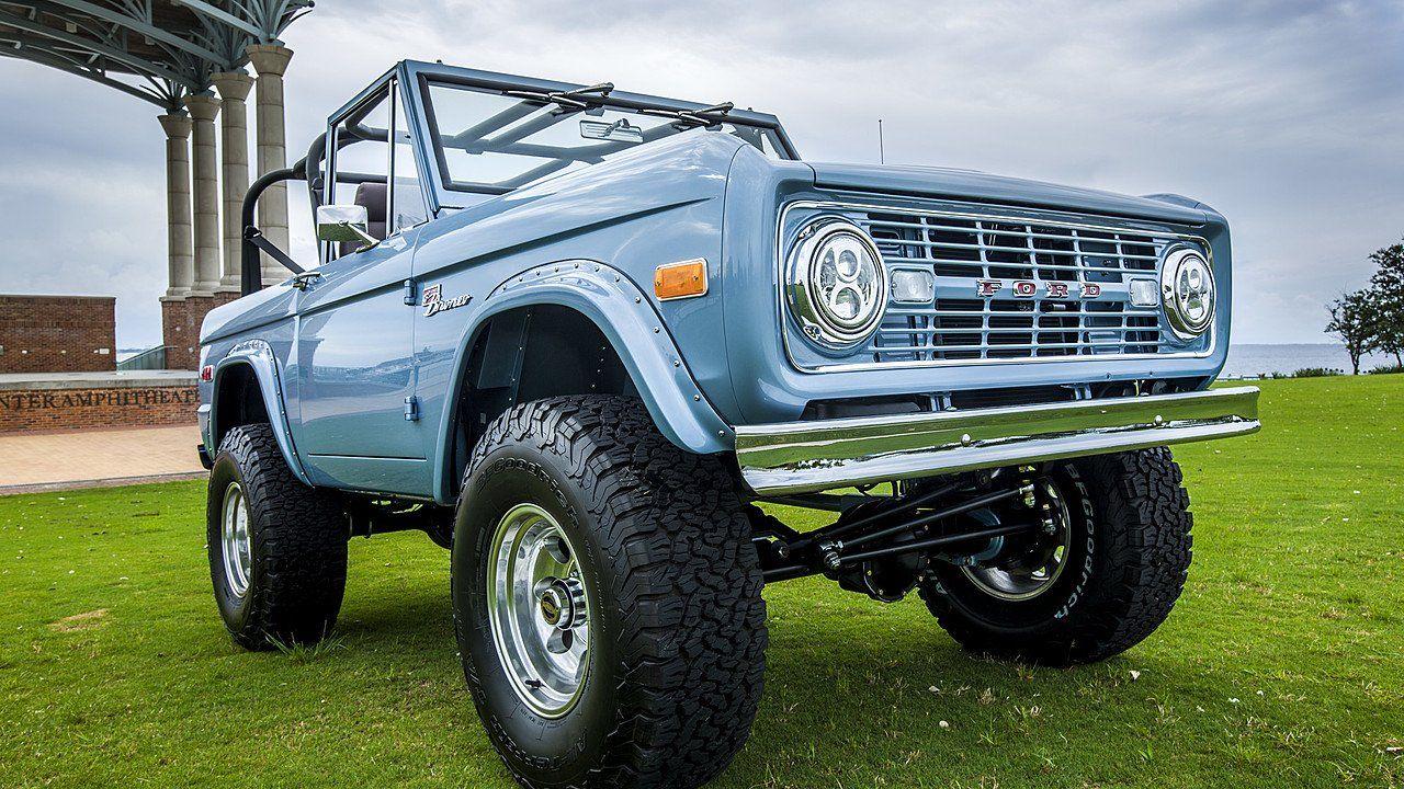 1974 Ford Bronco For Sale 100880999 Ford Bronco For Sale Ford