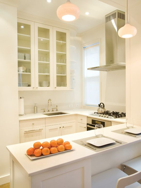 Kitchen Design, Comely Modern Small Kitchen Design Pictures With