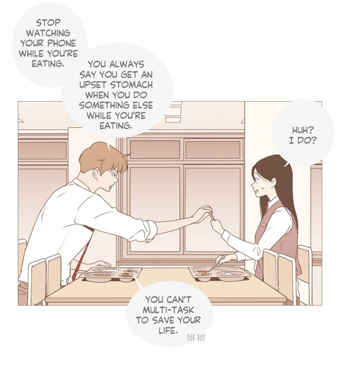 our relationship is webtoon raw