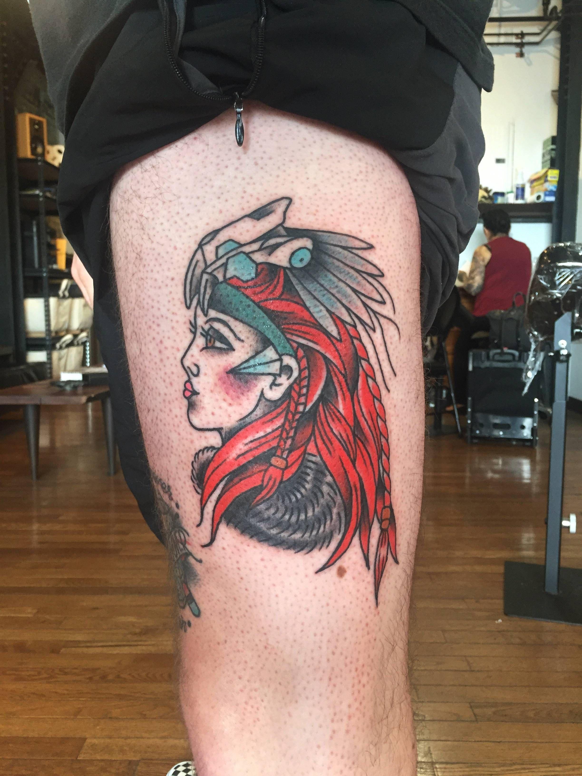 My Horizon Zero Dawn Tattoo Tattoos Gaming Tattoo