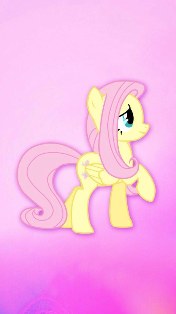 Fluttershy My Little Pony Wallpaper Cartoon Wallpapers