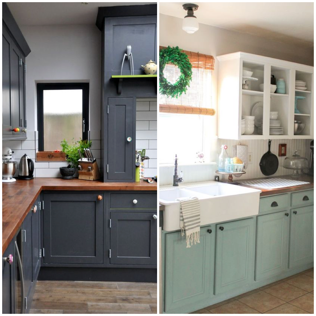 8 Ways to Give Your Kitchen a Facelift Kitchen facelift