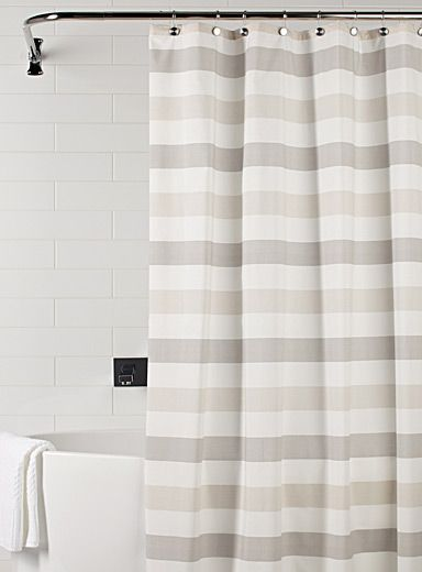 Shower Curtains Online In Canada Simons