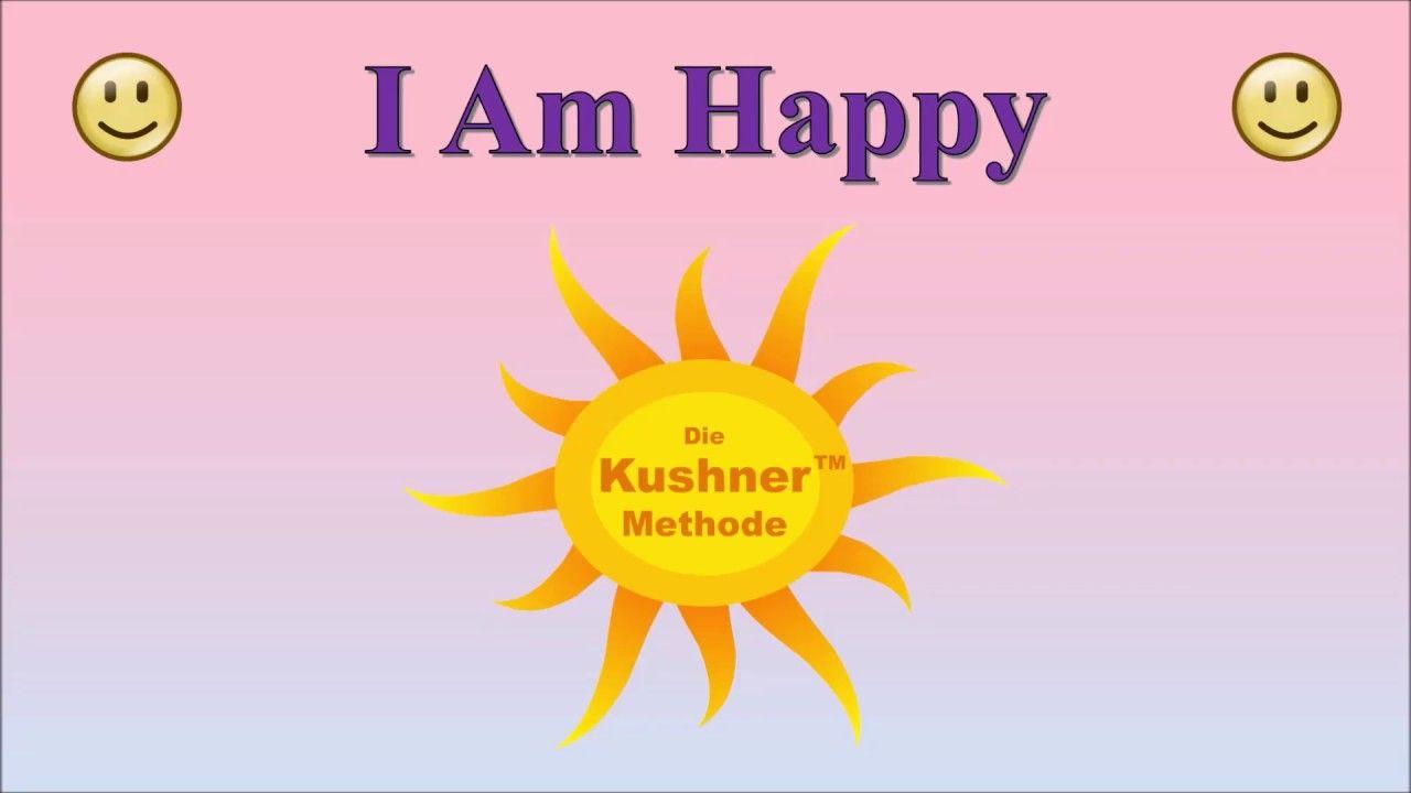 I Am Happy - Ich bin glücklich - Englisch für Kinder - English songs for | Englisch für