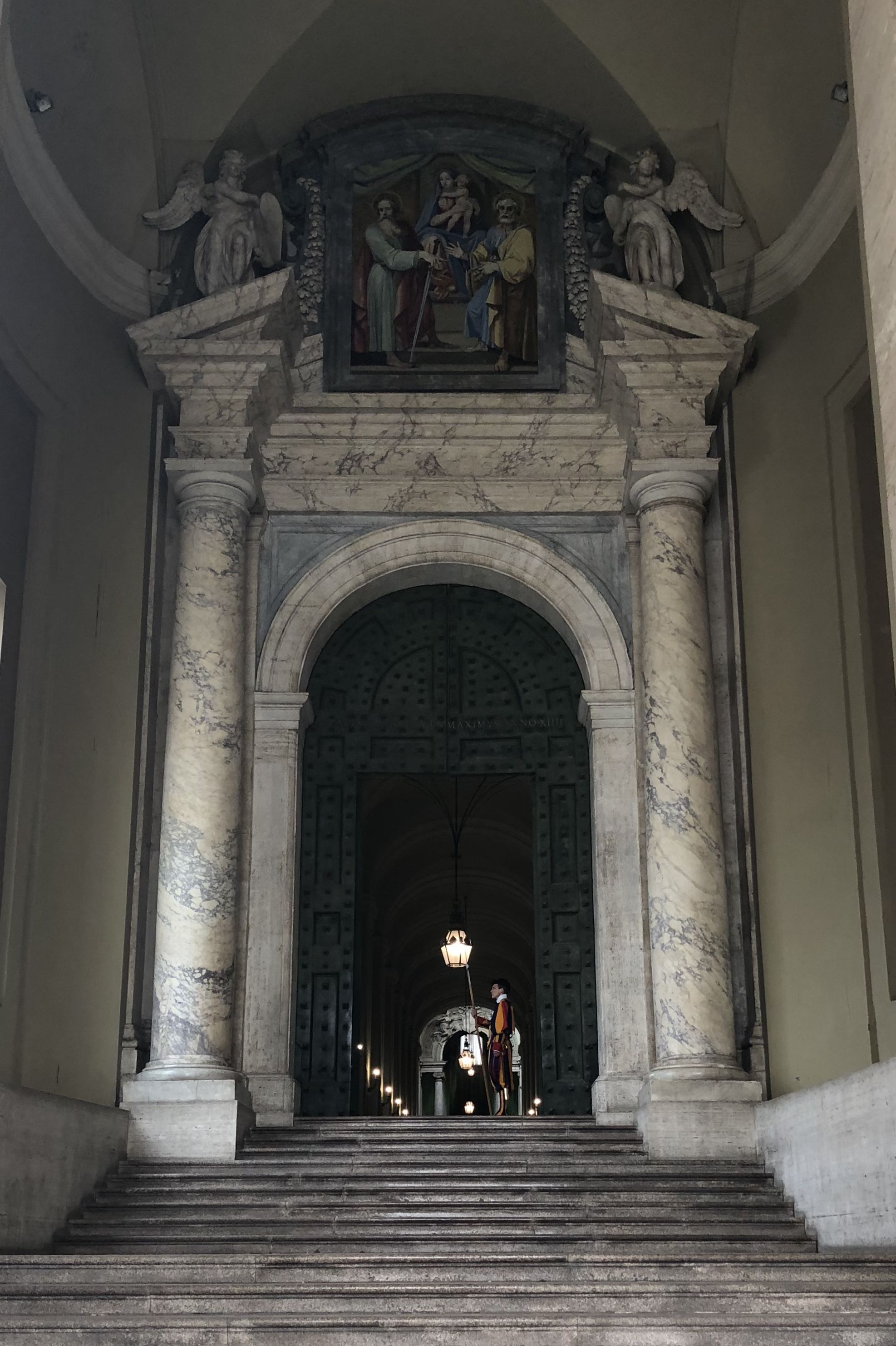 Entrance, Vatican, Vatican City