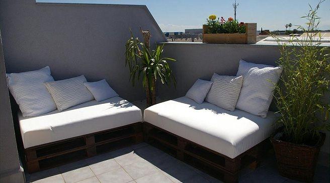 muebles terrazas peque as buscar con google terrazas