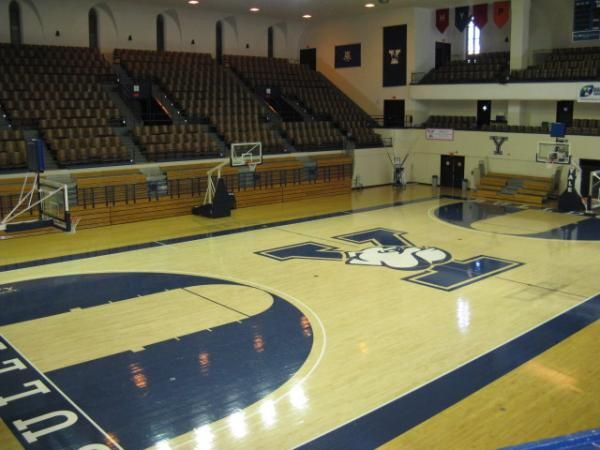 Payne Whitney Gym Yale Sport And Recreation Gym Flooring Gym Basketball