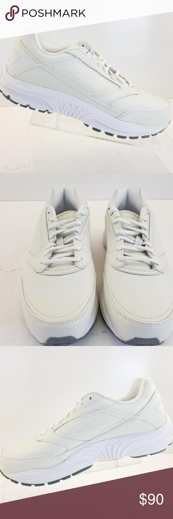 472776a744f50 Brooks Dyad Walker Off White Women s Walking Shoes Brooks Dyad Walker Off  White Women s Walking Shoes 6200471B111 Sz 10 Wide a19 Brooks Shoes  Athletic Shoes