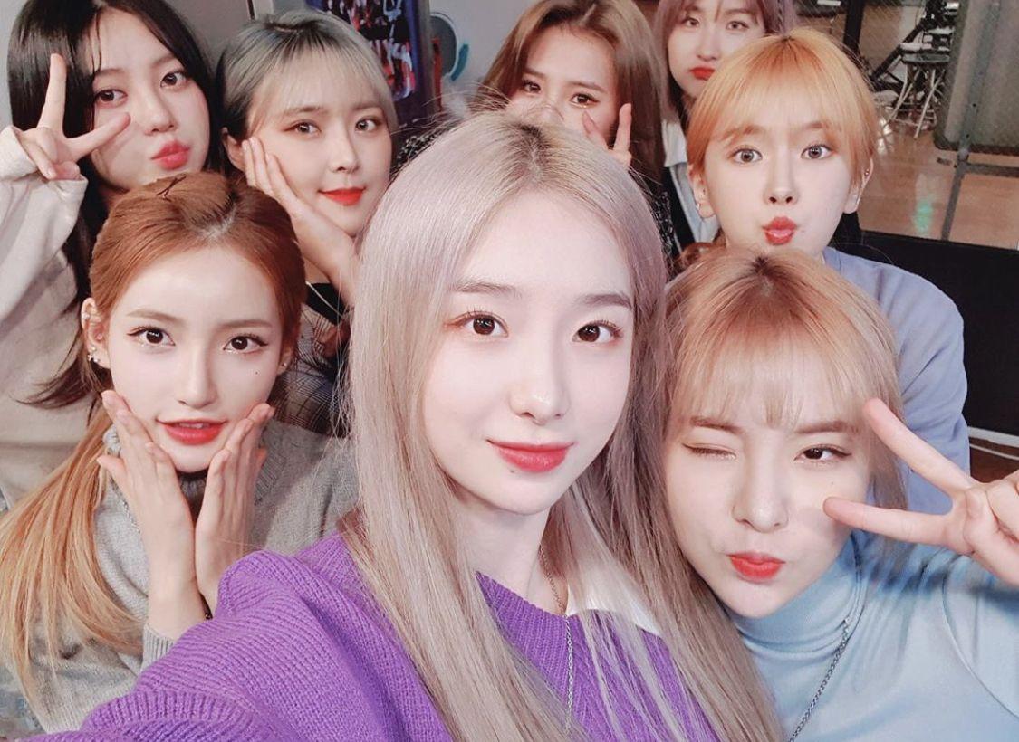 Ans Angel N Soul Kpop Girl Groups Say My Name Kpop Girls