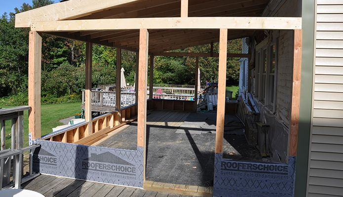 3 sided screened porch - Google Search