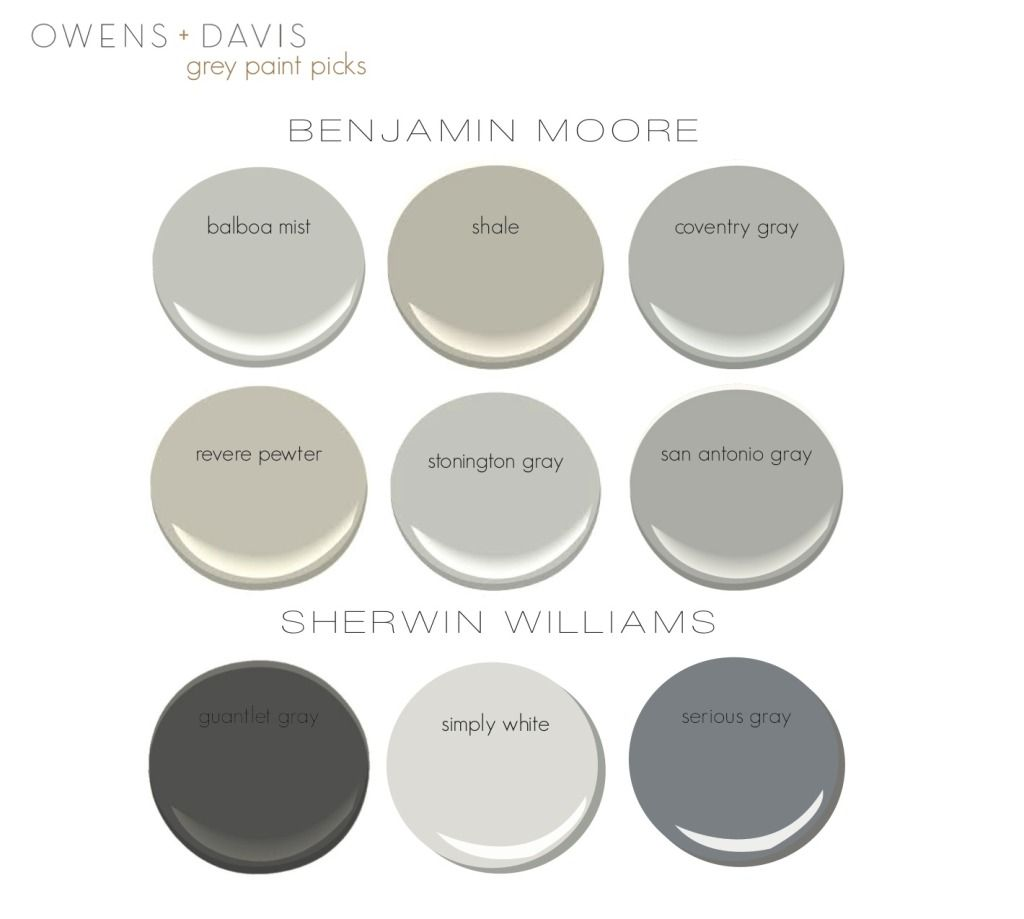 Best Grey Paint Colors the gray paint guide: gray is a classic, elegant color for any