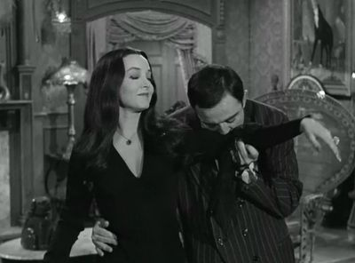 Oh to have a love like Morticia and Gomez <3