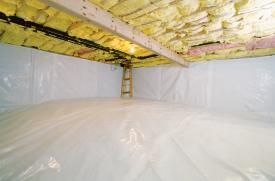 Crawl E Insulation Great Article Renovating My House