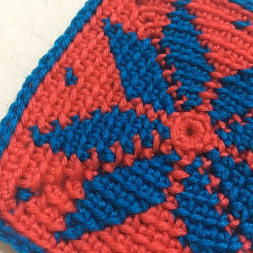 Tapestry Crochet Coaster 1 Free Pattern By Poo Leum Jin Tig Isi