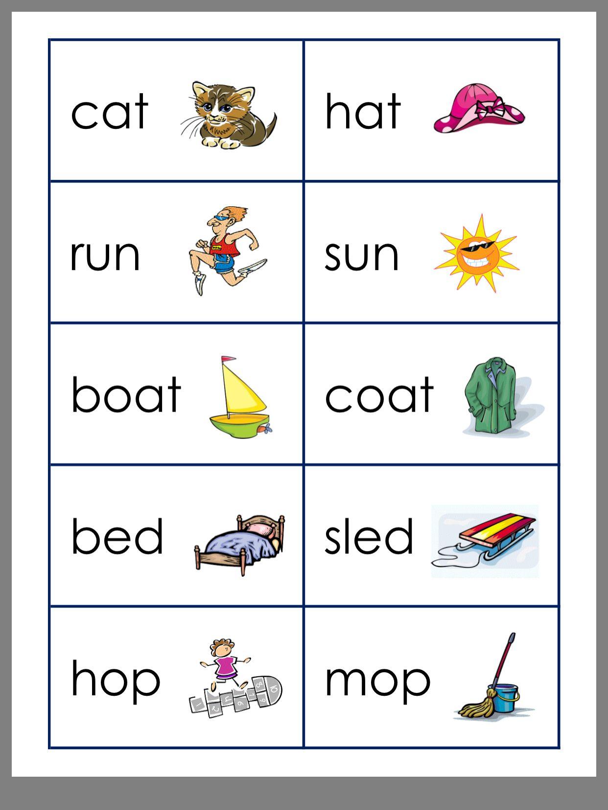 de084046396824becda264ba1172ce47 - Rhyme Words Kindergarten