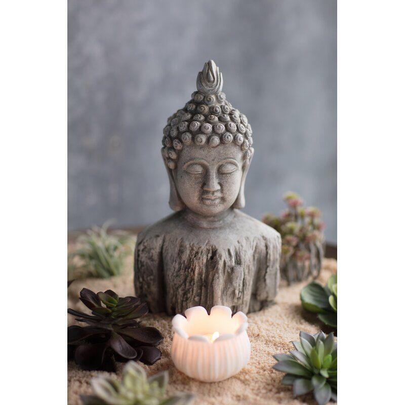 Vanna Buddha Bust Trong 2020 Tượng