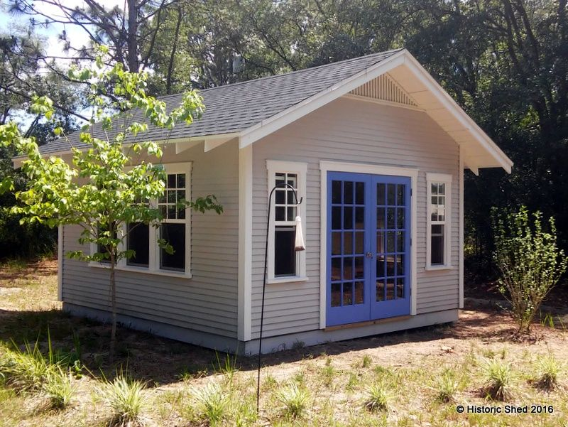 Custom Gable, Hipped U0026 MiMo Garden Sheds In Florida