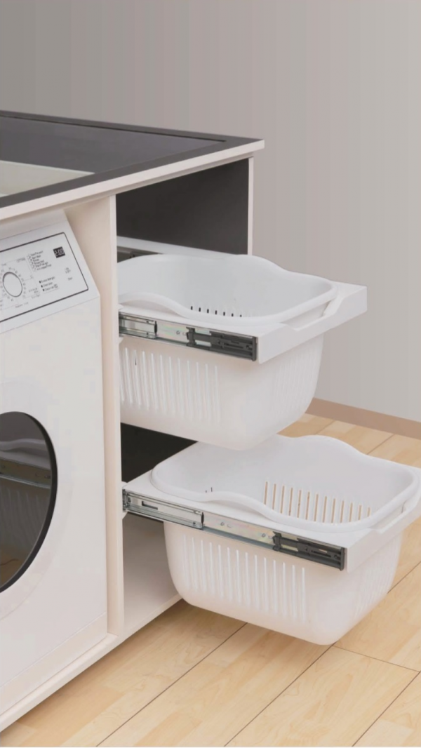 Products Pull Out Laundry Storage hamper