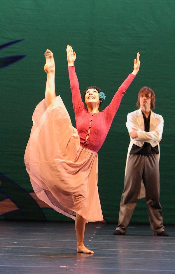 Mats Ek Expression & Fluidity The Ballet Bag Dance