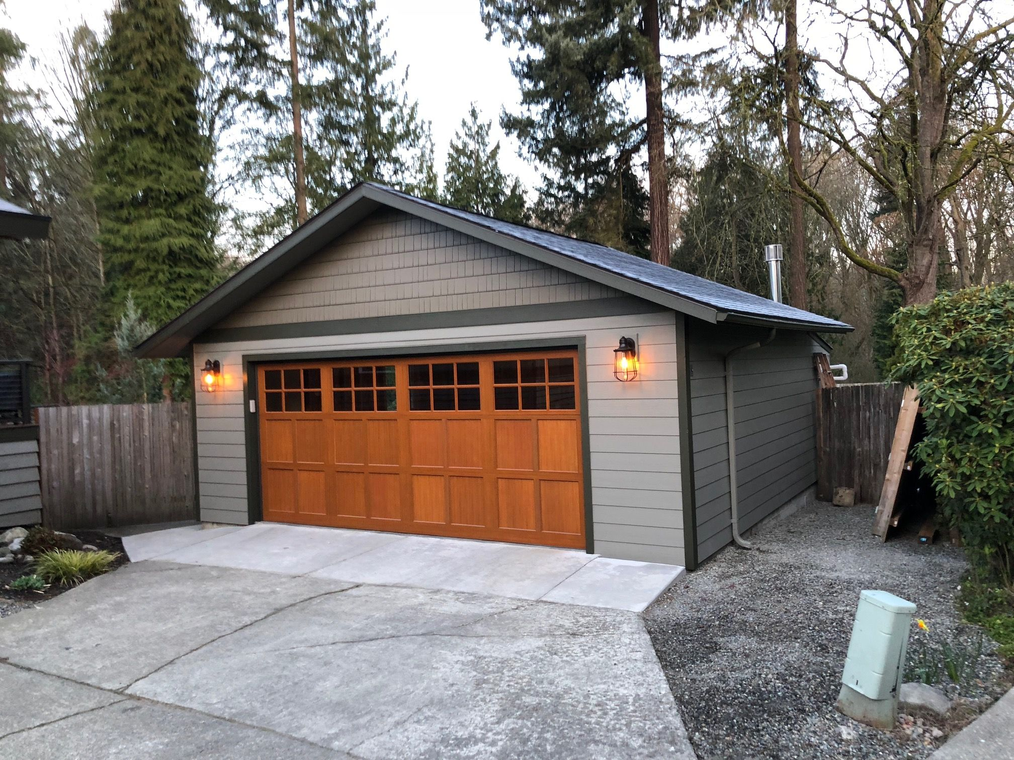 Storage Shed Construction Our Products Tuff Shed Garage Exterior Garage Door Design Patio Roof