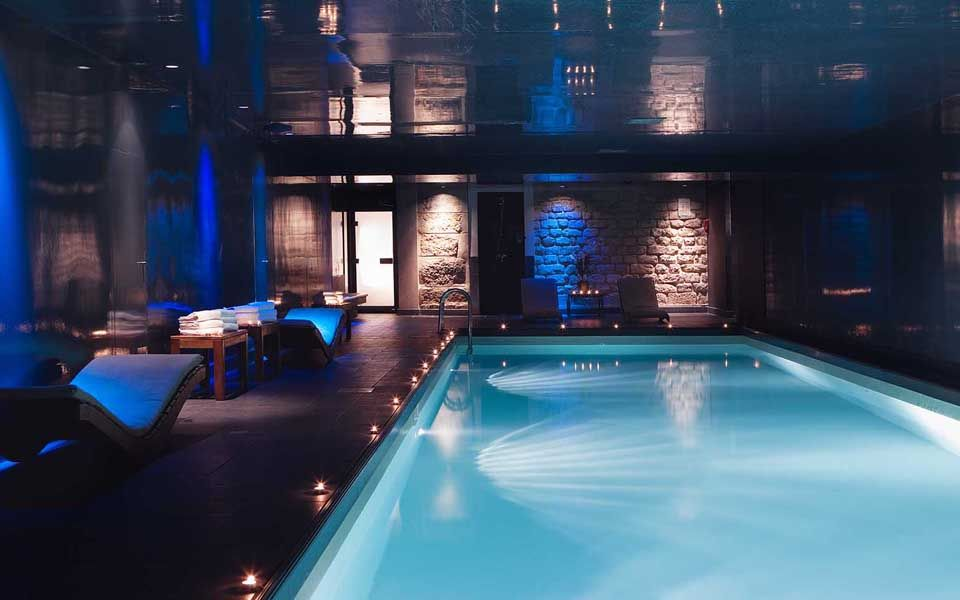Hotel Saint James And Albany Paris France Especially For The Spa Paris Hotels Hotel Spa Paris Accommodation