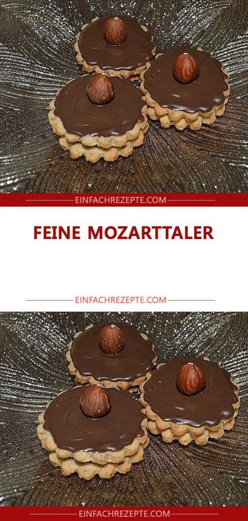 Feine Mozarttaler