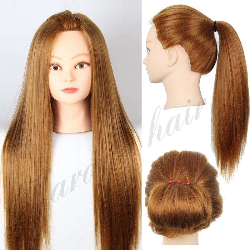 Cheap Makeup Manikin Buy Quality Manikin Sale Directly From China Head Hairdresser Suppliers 22 Blonde Hair Mannequins Hair Mannequin Long Hair Styles Hair